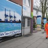 St Pauli street art Hamburg Amburgo