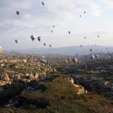 Volo in mongolfiera Cappadocia Turchia