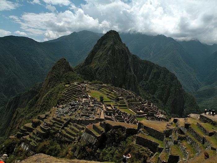 Macchu Picchu ore 7am