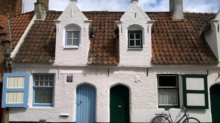 Perdersi tra le stradine di Bruges